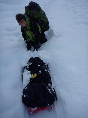 24 deep snow