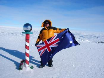 linda south pole 0001